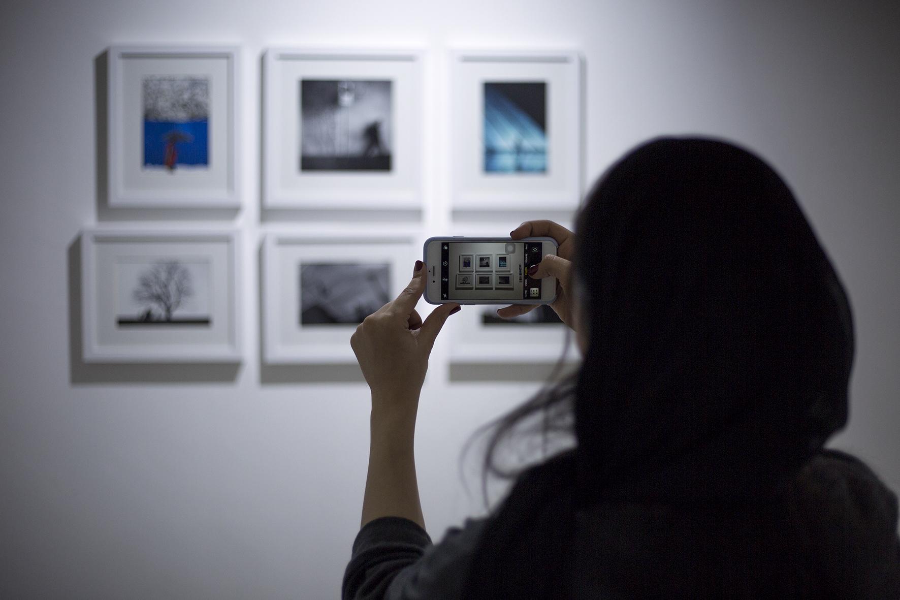 نمایشگاه عکاسی با موبایل «چشمانداز»