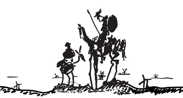 دن کیشوت، رمانی به وسعت دنیای ادبیات