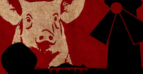 «قلعهی حیوانات» اثر جورج اورول