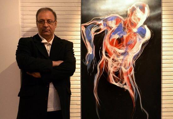 مروری بر آثار نقاشی نوگرایان  ایران