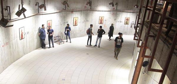نمایش آثار پیشکسوتان هنرهای تجسمی در فرهنگسرای نیاوران