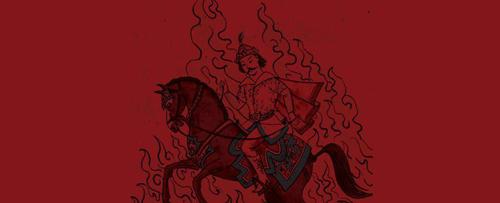 «سیمای سپید اسطوره» اثر فاطمه مشهدیباقر