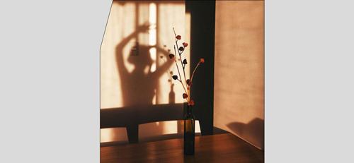 «عبور زیبایی از تنهایی» اثر مهسا چراغعلی