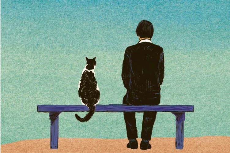 «اگر گربهها نبودند» اثر گنکی کاوامورا
