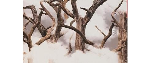 «رمه در مه» اثر علیرضا رجبعلی کاشانی