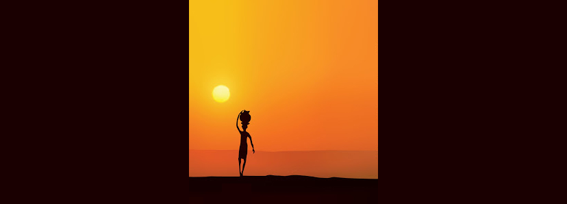 «یک پیادهروی طولانی تا آب» اثر لیندا سوپارک