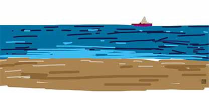 «پیرمرد و دریا» اثر ارنست همینگوی