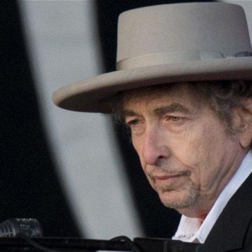 باب دیلن، برنده جایزه نوبل ادبیات در سال ۲۰۱۶
