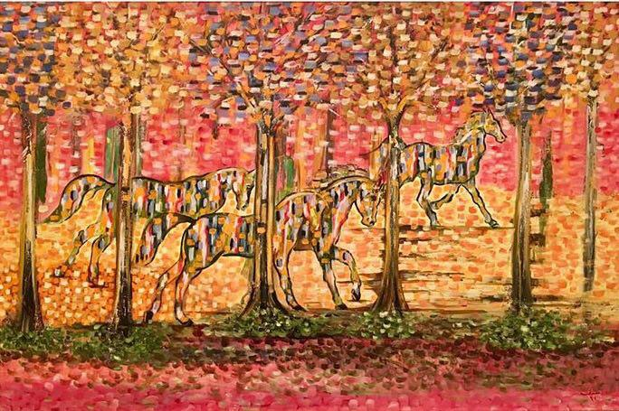 نمایشگاه گروهی نقاشی «نگاهی نو»