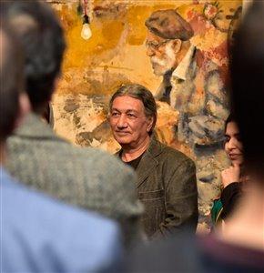 نمایشگاه آثار جدید داوود زندیان
