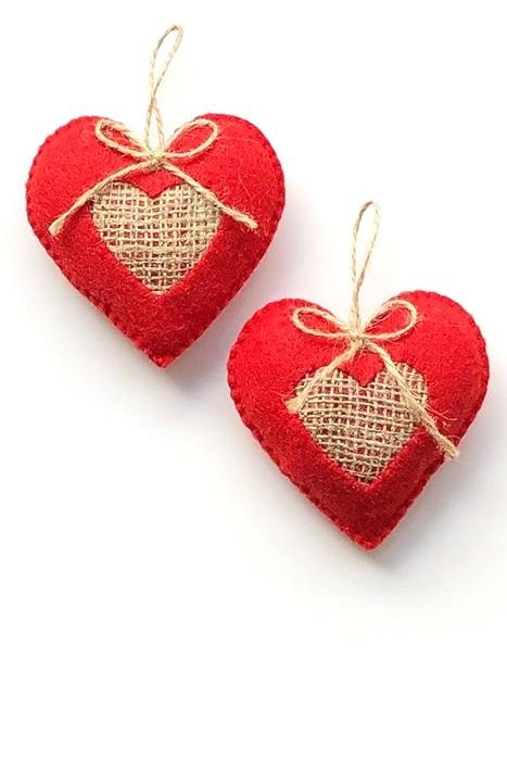 قلب نمدی کنفی